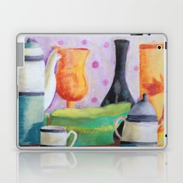 Bottlescape II, Abstract Alice in Wonderland Party Laptop & iPad Skin