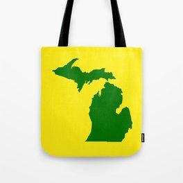 Michigan Football Tote Bag