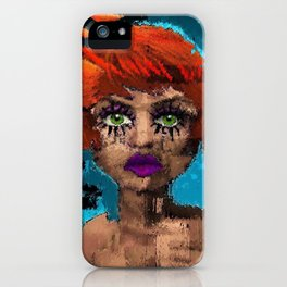 The Fruit Of All Desire iPhone Case