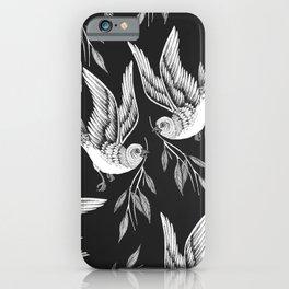 Miuotti Birds iPhone Case