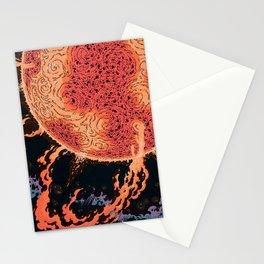 Cosmic Chaos - Solar Ir Stationery Cards