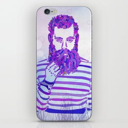 Sea Wolf Ghost iPhone Skin