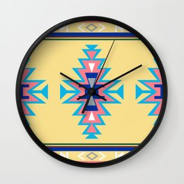 AZTEC WOTHERSPOON Wall Clock