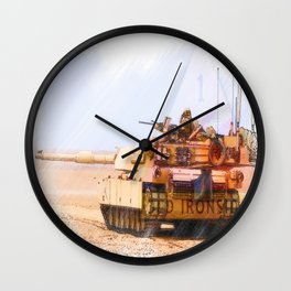 OLD IRONSIDES Wall Clock