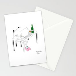 The Writer's Block Little Cube Stationery Cards