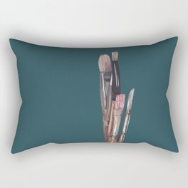 Paint by moments Rectangular Pillow