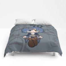 Steampunk Sailor Mercury Comforters