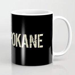 Black Flag: Spokane Coffee Mug