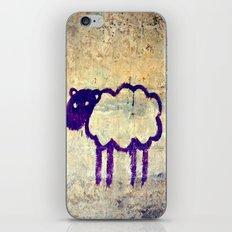 Just a Sheep iPhone & iPod Skin