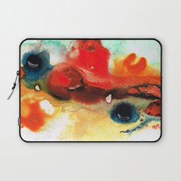 Abstract Art - No Limits - By Sharon Cummings Laptop Sleeve