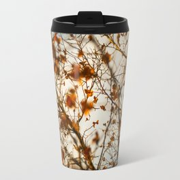 Blurred Travel Mug