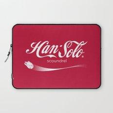 Brand Wars: Han Solo Laptop Sleeve