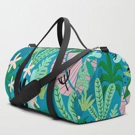 Into the jungle - twilight Duffle Bag
