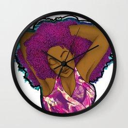 Chomba Bella - Black Beauty Wall Clock