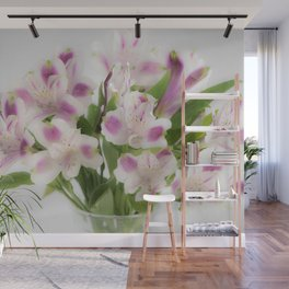 Floral Refreshment Wall Mural
