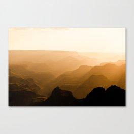 American Wonder Canvas Print