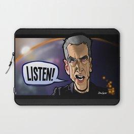 Listen Laptop Sleeve