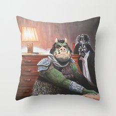 Cute Little Piggy Throw Pillow