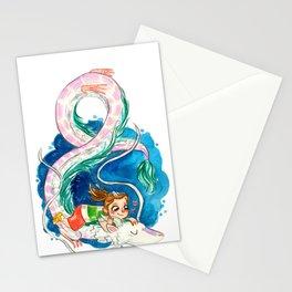 Spirited Away HUG Stationery Cards