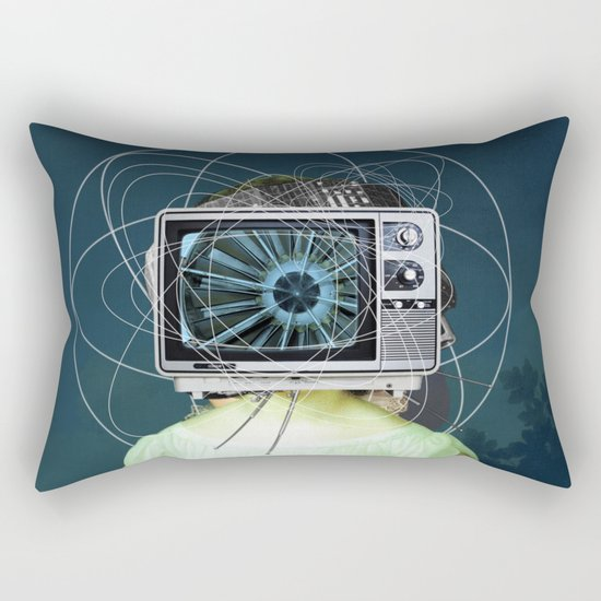 Another Portrait Disaster · SFB Rectangular Pillow