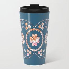Fall's flowers Travel Mug