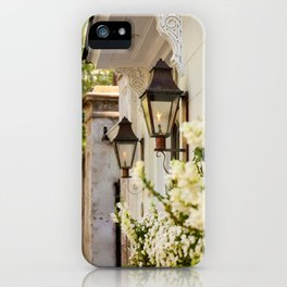 Gas Lanterns 1 iPhone Case