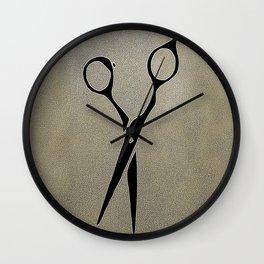 Blades Wall Clock