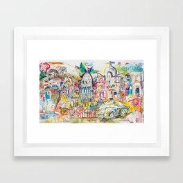 Soul of Havana Framed Art Print