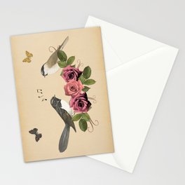 Song Bird 5 Stationery Cards