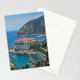 Catalina Island Casino Stationery Cards