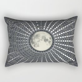 Phases // Moon Calendar 2017 Rectangular Pillow