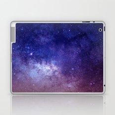 STARS - NIGHT - GALAXY - PURPLE - PINK - INDIGO Laptop & iPad Skin