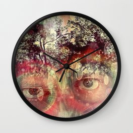 Vision of Nature Wall Clock