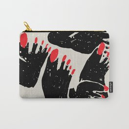 Feet Carry-All Pouch