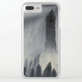 That tower Clear iPhone Case