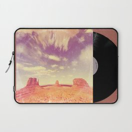 Navajo Country - America As Vintage Album Art Laptop Sleeve