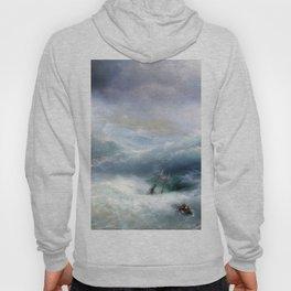 Ivan Aivazovsky - The Wave Hoody