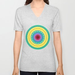Colour of Sound Unisex V-Neck