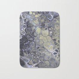 Shadowy Cells Bath Mat