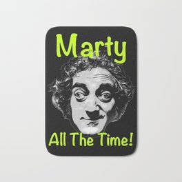 Marty All The Time Bath Mat
