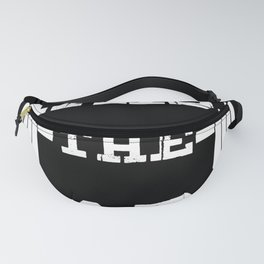 Weight Lifting For Fitness Athletes Fanny Pack