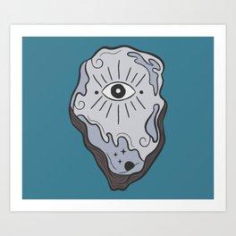 Seer Art Print