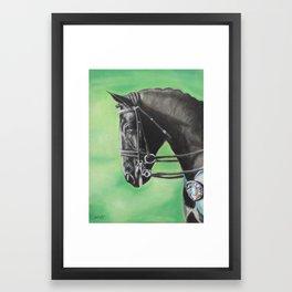 First Place Framed Art Print