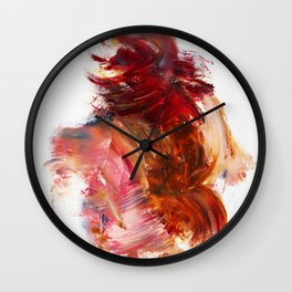 ABS LINS Wall Clock