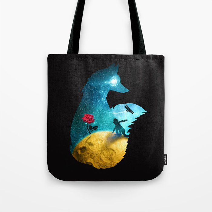 The Most Beautiful Thing (dark version) Tote Bag
