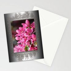 Crabapple Tree named Prairiefire Stationery Cards