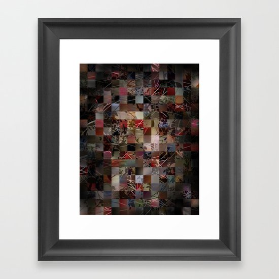 In a Beautiful Place in the Country Framed Art Print