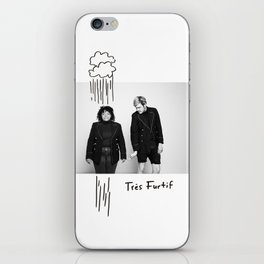 très furtif iPhone Skin