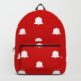 Bells Pattern Backpack