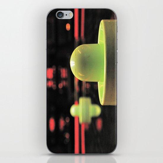Arcade bokeh iPhone & iPod Skin